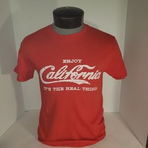 Men's Enjoy  California T-shirt